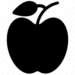 apple, apple fruit, food, fruit, healthy food icon