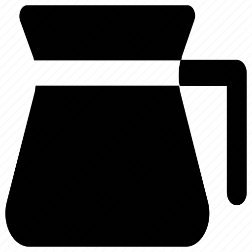 container, ewer, glass ewer, jug, pitcher, pitcher ewer icon