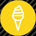 cold, cone, dessert, food, ice cone, ice cream, ice cream cone