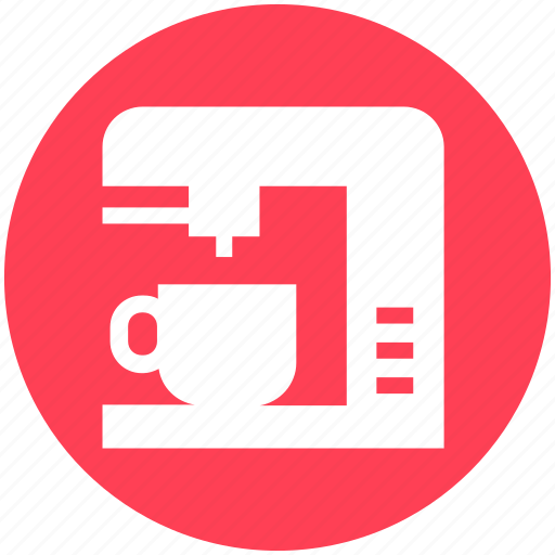 coffee, coffee machine, coffee maker, electronics, espresso, kitchen, machine icon