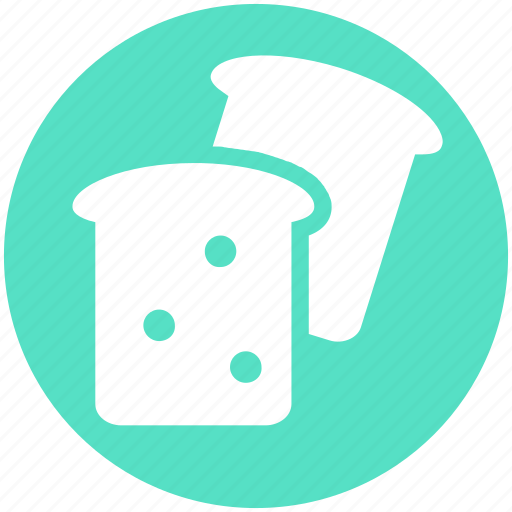 Bakery, bread, breakfast, food, lunch, sandwich, toast icon - Download on Iconfinder