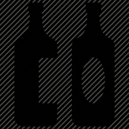 alcohol, beer, beverage, bottles, drink icon