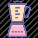 blender, juicer, juicer blender, juicer machine, juicer mixer, machine, mixer icon