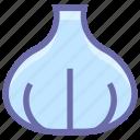 allium, clove, cook, cooking, food, garlic, ingredient, kitchen, vegetables icon
