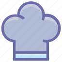 chef, chef hat, cooking, food, hat, kitchen, restaurant icon