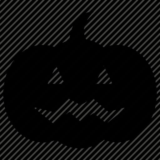 evil pumpkin, halloween, pumpkin, scary, spooky icon