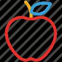 apple, food, fruit, healthy food