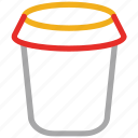 bottle, jar, kitchen, pot icon