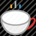 cup of tea, hot coffee, hot tea, tea