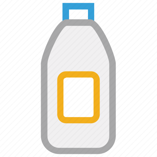 bottle, drink, milk, milk bottle icon