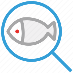 fish, fish in skillet, fried fish, sea food icon