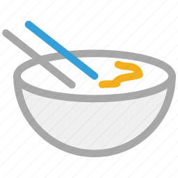 chinese food, chopsticks, food, noodles icon