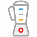 blender, milkshake machine, milkshake mixer, mixer icon