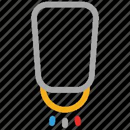 pepper, salt, salt shaker, spice icon