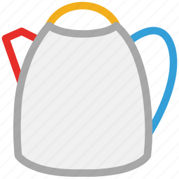 hotpot, kitchen utensil, teapot, thermos icon