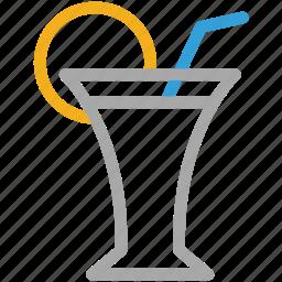 cocktail, juice, lemonade, summer juice icon