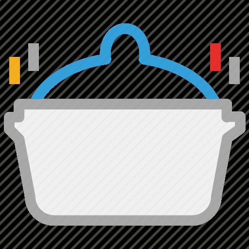 food, food bowl, hot food, hotpot icon