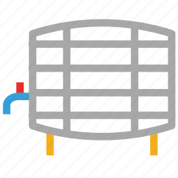 storage, tank, water, watertank icon