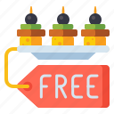 appetizer, free