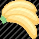 banana, diet, fruit, juice icon