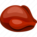 barbecue, chicken, food, grill, meal, meat, restaurant icon
