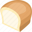 bread, cooking, dessert, food, gastronomy, restaurant, sweet icon