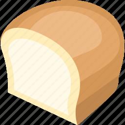 bread, cooking, dessert, food, gastronomy, restaurant, sweet icon