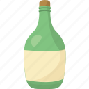 alcohol, bottle, cocktail, drink, glass, party, wine icon