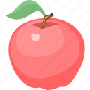 apple, diet, fresh, fruit, juice, lemon icon