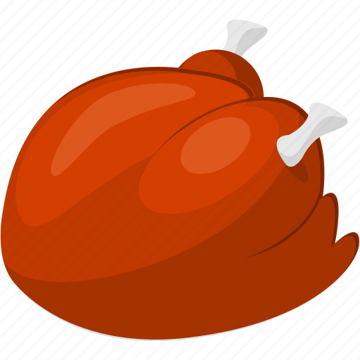 chicken, cooking, food, gastronomy, meat, restaurant icon