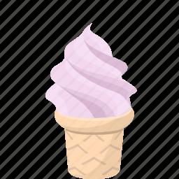 cone, freeze, ice cream, icecream, lolly, popsicle, refrigerator icon