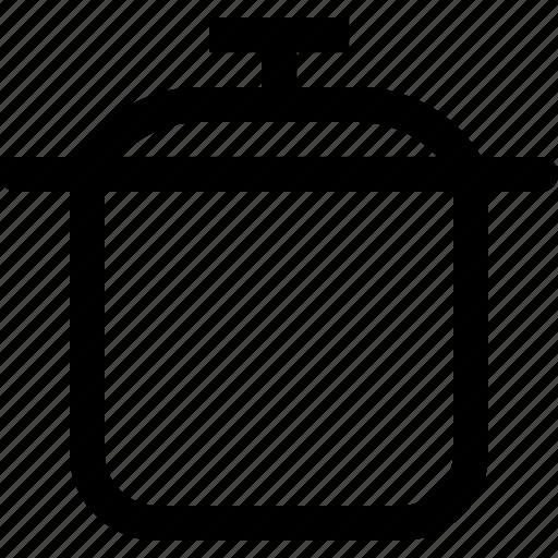 boil, cook, food, kitchen, pot, restaurant icon