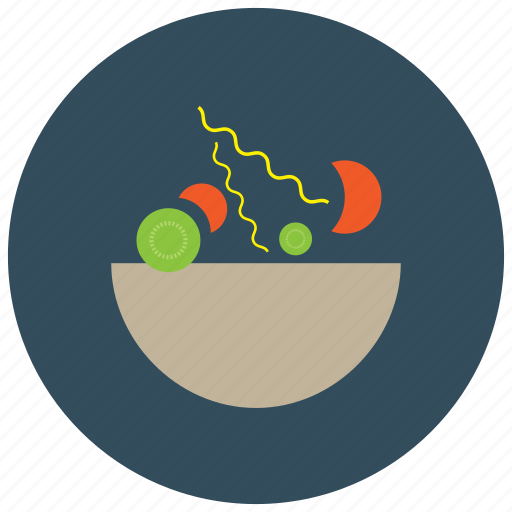 asian, bowl, food, meals, noodles, vegetables icon