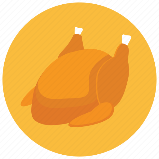 chicken, dinner, food, meals, turkey icon
