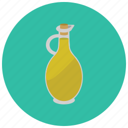 food, ingredient, meals, oil, olive, salad icon