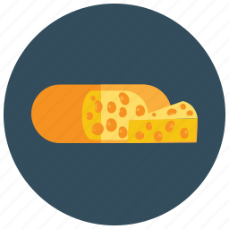 breakfast, cheese, food, meals icon