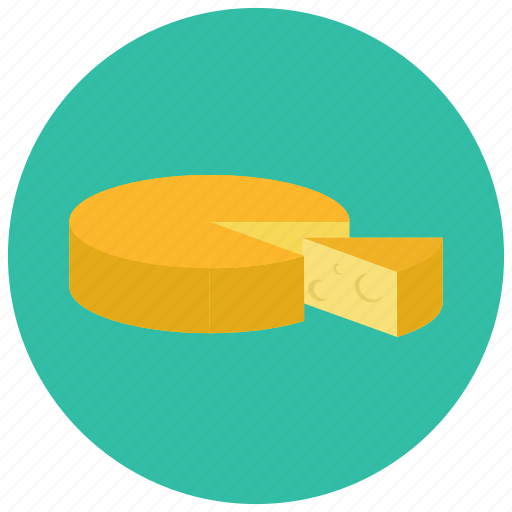 breakfast, cheese, food, meals, on bread icon