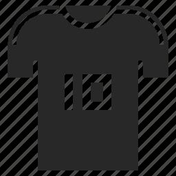 football, jersey, merchandise, player, soccer, uniform icon