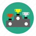 champions, cup, football, soccer, sport, standings, tournament icon