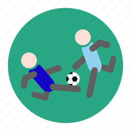 football, foul, penalty, soccer, sport, statistic, tackle icon