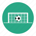ball, football, goal, soccer, sport, statistic, team icon
