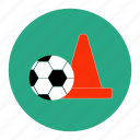 coach, equipment, football, match, soccer, sport, training icon