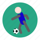 football, goal, pass, soccer, sport, statistic, team icon
