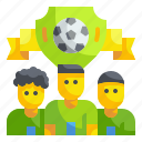 team, football, soccer, sport, player, people, club icon