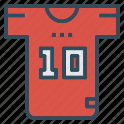 club, football, shirt, soccer, sport, team, uniform icon