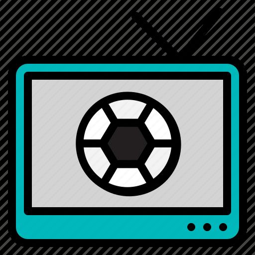 broadcasting, communication, communications, television, tv icon