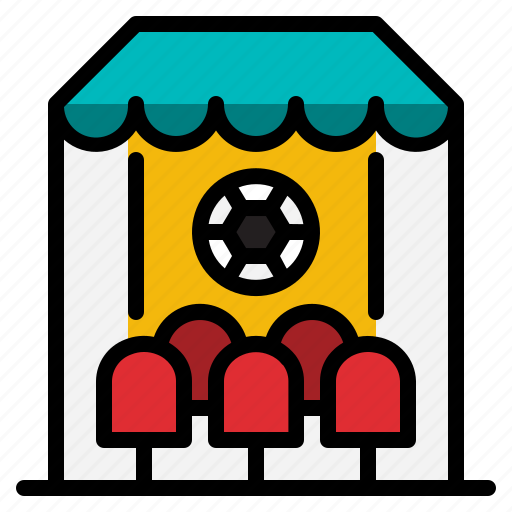 bench, football, soccer, sports, team icon