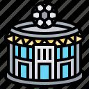 arena, competition, football, sport, stadium icon