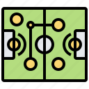 game, instruction, planning, strategy, tactics icon