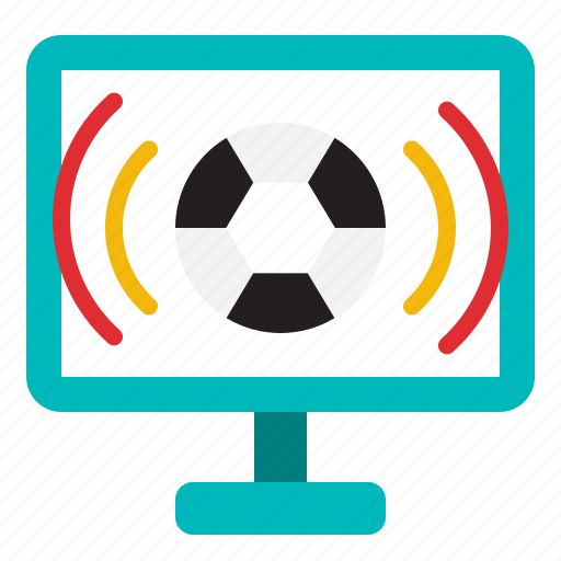 Broadcasting, communication, communications, television icon - Download on Iconfinder